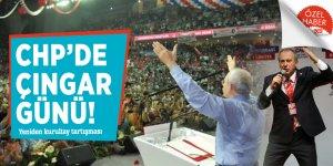 CHP'de çıngar günü! Yeniden kurultay tartışması
