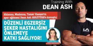 Dean Ash: Düzenli egzersiz şeker hastalığını önlemeye katkı sağlamaktadır!