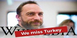 """Wikipedia'dan """"Türkiye'yi Özledik"""" kampanyası"""