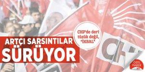 """CHP'de dert tüzük değil, """"İKBAL"""" Artçı sarsıntılar sürüyor"""