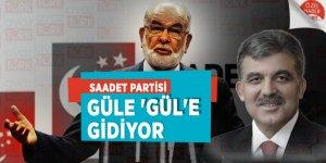 SP, Güle 'Gül'e gidiyor…