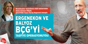 Dilipak: Ergenekon ve Balyoz BÇG'yi tasfiye operasyonuydu