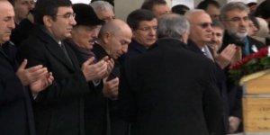 Nihat Özdemir'in eşi ebediyete uğurlandı