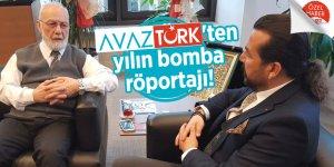 Cumhurbaşkanı Başdanışmanı ve SADAT Kurucu Başkanı Adnan Tanrıverdi'den AVAZTÜRK'e bomba açıklamalar!