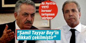 """AK Parti Genel Başkan Yardımcısı Hayati Yazıcı: """"Şamil Tayyar Bey'in dikkati çekilmiştir"""""""