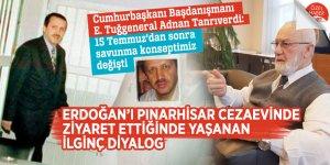 Cumhurbaşkanı Başdanışmanı E. Tuğgeneral Adnan Tanrıverdi: 15 Temmuz'dan sonra savunma konseptimiz değişti