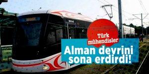 Türk mühendisler bir Alman devrini sona erdirdi!