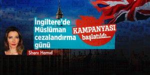 İngiltere'de Müslüman cezalandırma günü kampanyası