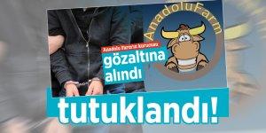 Gözaltına alınan Anadolu Farm kurucusu İsa Karademir tutuklandı!