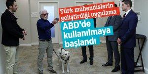 Türk mühendislerin geliştirdiği uygulama ABD'de kullanılmaya başlandı