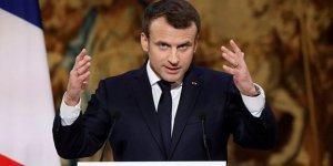 Barış Pınarı Harekatı'nı eleştiren Macron: NATO itirafı!