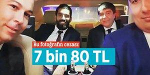 AK Partili Menderes Türel ile futbolcu Arda Turan'ın  yer aldığı selfie haciz getirdi!