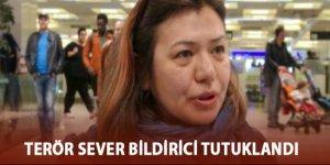 Terör destekçisi, sözde akademisyen Meral Camcı tutuklandı