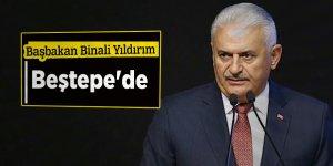 Başbakan Binali Yıldırım Beştepe'de