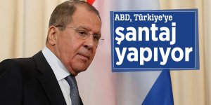 ABD, Türkiye'ye şantaj yapıyor