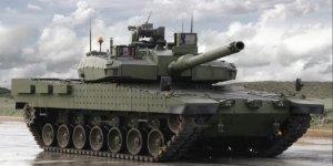 Milli Altay tankı için hedef büyük!