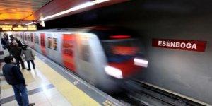 Esenboğa metrosu 2022'de bitecek