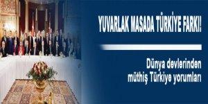 Dünya devlerinden müthiş Türkiye yorumu!