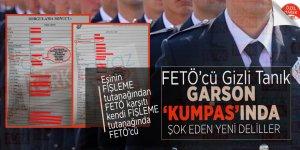 FETÖ'cü Gizli Tanık GARSON 'KUMPAS'ında şok eden yeni deliller