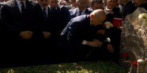 Türkeş 19. vefat yılında anıldı
