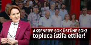 Manisa Salihli yönetimi İP'ten topluca istifa etti!