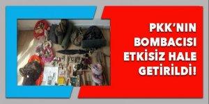 Diyarbakır'da PKK'nın bombacısı öldürüldü