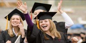 9 bin 77 öğrenci bu yıla mahsus mezun edildi