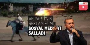 AK Parti'nin reklam filmi sosyal medyayı salladı
