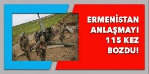 Azerbaycan: Ermenistan ateşkesi bozdu