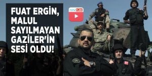 Fuat Ergin, Malul Sayılmayan Gaziler'in sesi oldu!