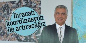 TİM Başkan adayı Oğuz Satıcı:  İhracatı koordinasyon ile artıracağız