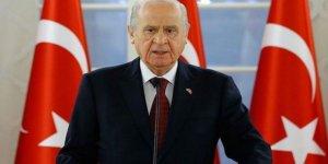 Bahçeli: MHP seçimlerden tarihi bir başarıyla çıkmıştır