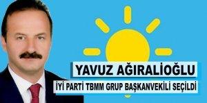 Yavuz Ağıralioğlu İYİ Parti Grup Başkanvekili oldu