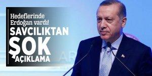 Hedeflerinde Erdoğan vardı! Savcılıktan şok açıklama