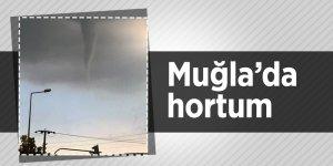 Muğla'da hortum