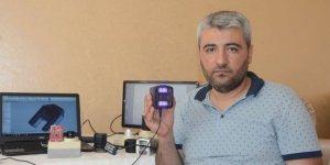 Evde ürettiği kızılötesi kamerayı TÜBİTAK'a sattı