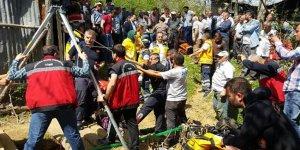 Düzce'de kuyu faciası: 2 ölü, 3 yaralı