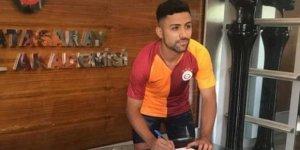 Galatasaray geleceğin golcüsü ile imzaladı!