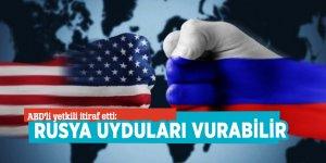 ABD'li yetkili itiraf etti:Rusya uyduları vurabilir