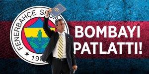 Fenerbahçe bombayı patlattı!
