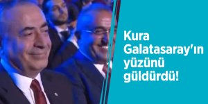 Kura Galatasaray'ın yüzünü güldürdü!