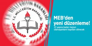MEB'den yeni düzenleme!