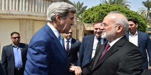 ABD Dışişleri Bakanı Kerry, Irak'ta