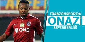Trabzonspor'da Onazi seferberliği
