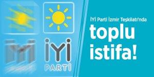 İYİ Parti İzmir Teşkilatı'nda toplu istifa!