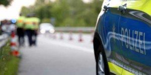 Almanya'daki silahlı çatışma! 2 kişi öldü, 2 polis yaralandı