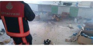 Üniversite laboratuvarında patlama: 3 yaralı