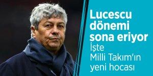 Lucescu dönemi sona eriyor! İşte Milli Takım'ın yeni hocası