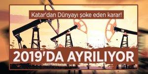 """Katar'dan kritik OPEC kararı! """"Ayrılacağız"""""""