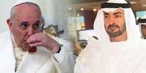 Papa Franciscus, Birleşik Arap Emirlikleri'ne gidecek
